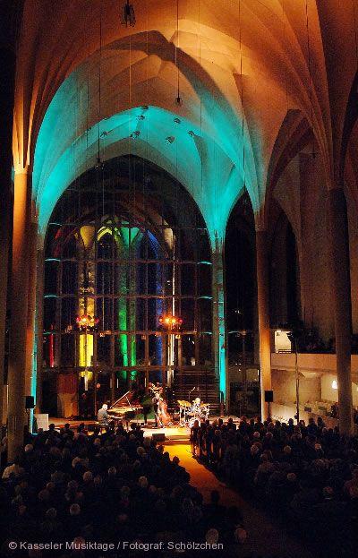 Kassel Konzerte Heute