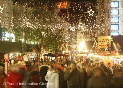 weihnachtsmarkt gießen lahn