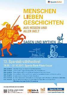 13. SpardaErzählfestival Kassel