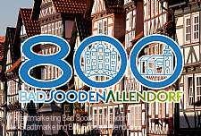 Stadtjubiläum - 800 Jahre Bad Sooden-Allendorf