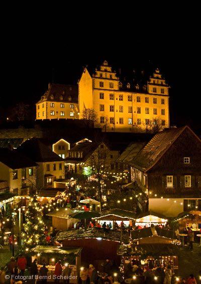 Lichtenberger Adventsmarkt Fischbachtal