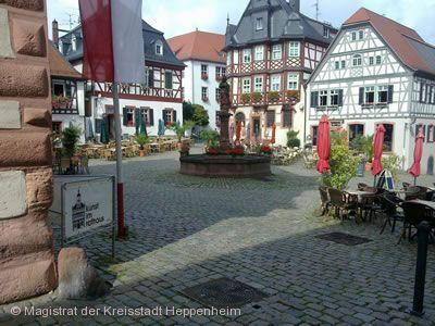 Sportpark Heppenheim Altstadtlauf