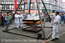 Brunnenfest Bad Sooden-Allendorf am 19.05.2018 bis 21.05.2018