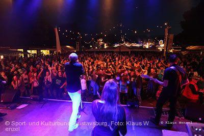 Burgfest Ginsheim-Gustavsburg