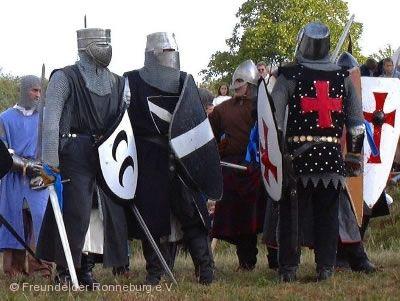 Mittelalterliche Burgfestspiele Ronneburg
