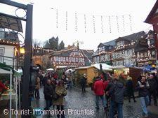 Christnickelsmarkt Braunfels