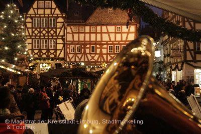 Christkindlmarkt Limburg an der Lahn