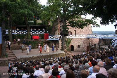 Clingenburg Festspiele Klingenberg am Main
