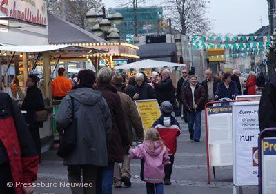 Festival der Currywurst Neuwied