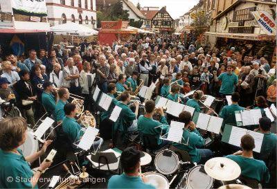 45. Ebbelwoifest Langen (Hessen)