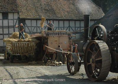 Traditionelles Erntefest mit Herbstmarkt Neu-Anspach
