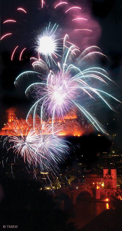 Heidelberger Schlossbeleuchtung am 05.09.2020