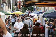 Bahnhofstraßenfest Raunheim