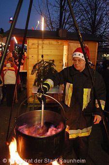 Weihnachtsmarkt Raunheim