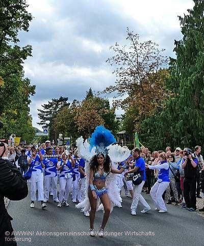 Festa do Sol - Internationales Samba- und Latinfestival Bad Wildungen