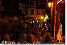 Höllengassenfest Rüdesheim am Rhein