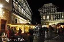 Stiftsweihnacht im märchenhaften Stiftshof Kaufungen