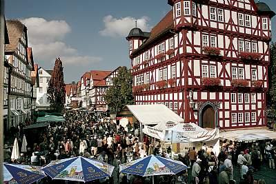 Nordhessen geschmackvoll! - Spezialitätenfestival Melsungen