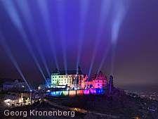 Marburg b(u)y Night Marburg an der Lahn am 27.11.2020