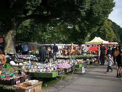 Alteburger Markt Idstein