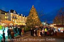 Wunschbaum-Wohltätigkeitsmarkt Bad Wildungen