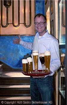 """Das Erlebnis """"Bierverkostung"""" Baunatal"""