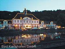 Hafenfest mit Barockfeuerwerk Bad Karlshafen