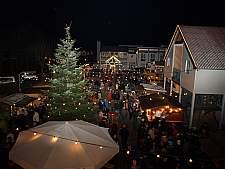 Weihnachtsmarkt Heiligkreuzsteinach
