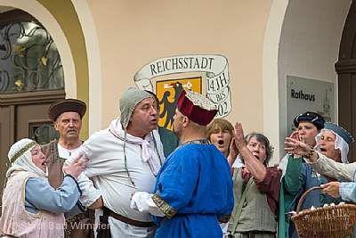 Reichsstadtfest Bad Wimpfen