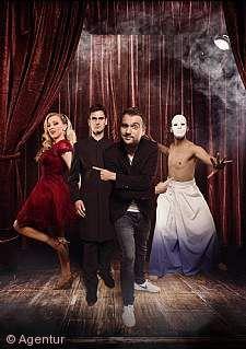 "Die Magier - ""Comedy Magic Show"" Bad Rappenau"