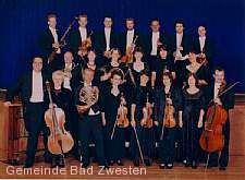 Bad Zwestener Meisterkonzerte: Sinfoniekonzert