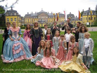 33. Arolser Barock-Festspiele Bad Arolsen