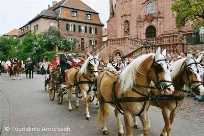 Gangolfsritt Amorbach