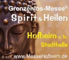 """Grenzenlos-Messe """"Gesundheit - Spirit - Heilen"""" Hofheim am Taunus"""