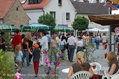 Stadtkirchweih Heppenheim am 30.07.2021 bis 02.08.2021