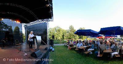 Kultoursommer Hanau am 12.07.2019 bis 28.07.2019