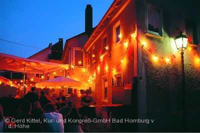 Laternenfest Bad Homburg v.d. Höhe