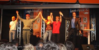 Laughparade XXIII Hattersheim am Main am 01.08.2020