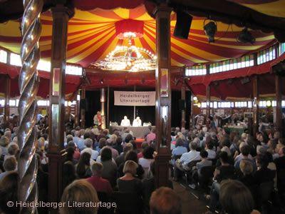 Heidelberger Literaturtage am 15.05.2019 bis 19.05.2019