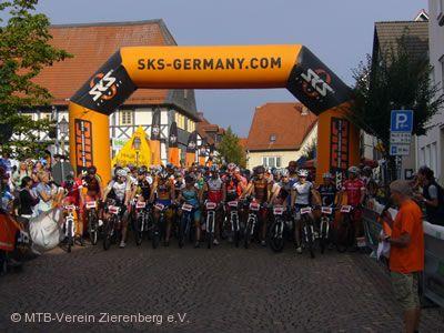 Mountainbikemarathon Zierenberg