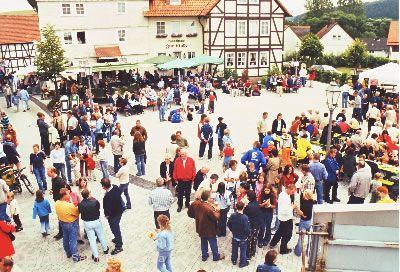 Sommermarkt Oberaula
