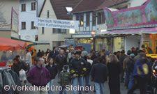 729. Steinauer Katharinenmarkt Steinau an der Straße