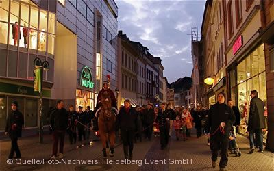 Martinszug Heidelberg