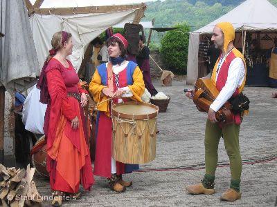 Mittelalterliches Spektakulum Lindenfels