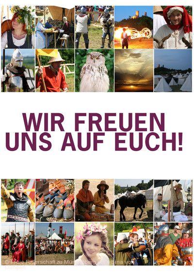 Mittelalter Spektakulum Münzenberg am 19.05.2018 bis 21.05.2018