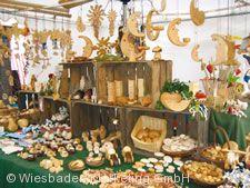 Wiesbadener Ostermarkt & Stoffmarkt