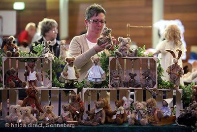 Große Puppen-Bären- und Spielzeugbörse Langen (Hessen)