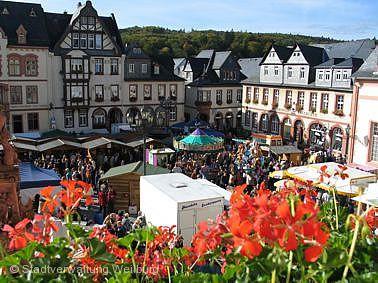 29. Internationaler Residenzmarkt Weilburg