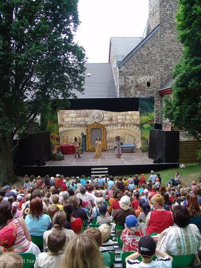 Rommersdorf Festspiele Neuwied
