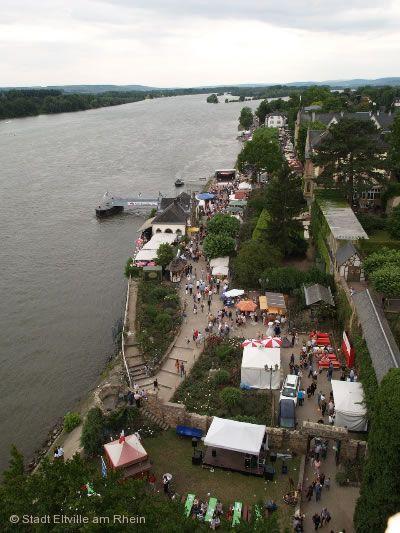 Sekt- und Biedermeierfest Eltville am Rhein